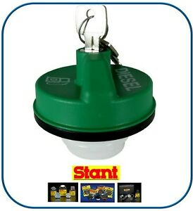Stant 10591d Oem Type Locking Fuel gas Cap For Diesel Fuel Tank oe Replacement