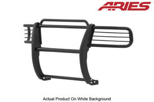 01 11 Ford Ranger Edge Or Xlt Only Black Semi gloss Grille brush Guard Aries 1pc