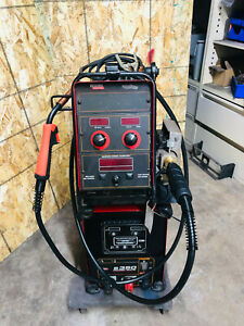 Lincoln Powerwave S350 Advanced Process Pulse Mig Welder