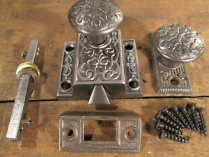 Antique Screen Door Latch Refurbished