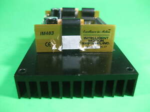 Intelligent Motion Systems Ims Microstepping Driver Im483 Used