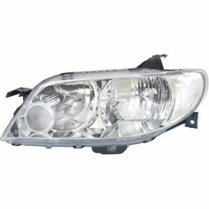 Headlight For 2002 2003 Mazda Protege5 Driver Side
