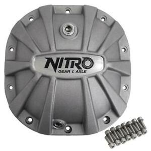 Ford 8 8 Differential Covers X treme Nitro Gear Axle Differential Cover