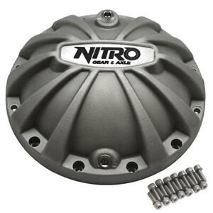 Amc Model 20 Differential Covers X treme Nitro Gear Axle Differential Cover