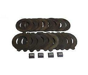 Gm 8 2 8 5 8 875 Clutch Kit 12p 12t Eaton Posi 18 Plate Steel Nitro Gear