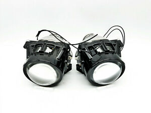 2x Oem For Dodge Charger Durango Bi Xenon Hid Projectors Set 3 Lens