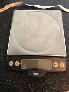 Portable Digital Scale Weighting Lb Kg