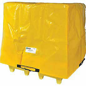 Enpac Spill Containment Cover For 4 drum Poly Spillpallet 6000 Yellow