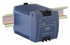 Puls Dc Power Supply Style Switching Mounting Din Rail Ml95 100 1 Each