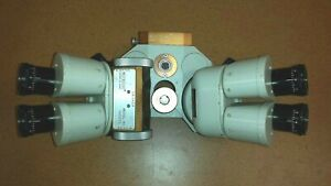 Weck Jkh 1402 Head For Operating Microscope With 2 Binoculars 100050