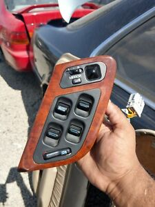 Acura Legend Coupe 1991 1992 1993 1994 1995 Master Power Window Mirror Switch