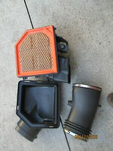 Ford Mustang Shelby Gt 500 07 09 5 4 Supercharged Air Cleaner Assembly
