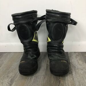 Globe Firefighter 14 Structural Boots Made In Usa Size 9 M Used