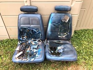 1968 1969 68 69 Dodge Charger Coronet Plymouth Gtx Roadrunner Bucket Seats 1969