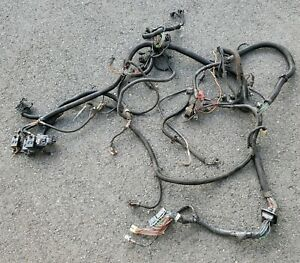 86 Camaro Iroc Z Tpi Engine Wiring Harness Tuned Port Injection Z28 V8 85