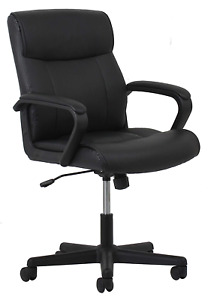 Essentials Leather Executive Office computer Chair Ergonomic Swivel Chair