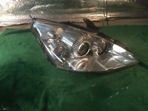 02 04 Oem Ford Focus Hid Xenon Rh Right Headlight Headlamp Hella