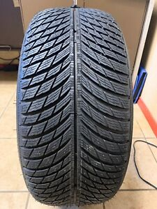 245 40r19 98v Michelin Pilot Alpin5 Mo Total Performance 10 32 Dot3118 2454019