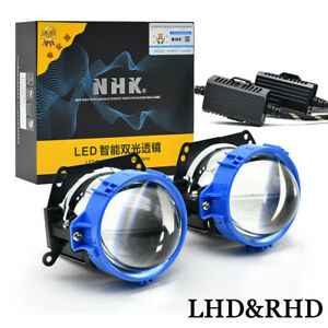 Nhk 2 8 Inch Bi Led Projector Lens 70w 5500k Led Headlight Retrofit Universal