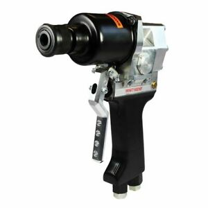 Burndy Hiw716enf Hydraulic Impact Wrench 515 Ft lbs Variable Torque Enforcer