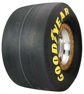 Goodyear D4827 Goodyear Eagle Drag Slick 30 X 9 15 Radial D 1a Compound