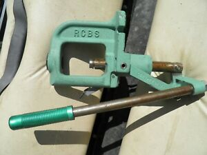 RCBS RC RELOADER RELOADING PRESS SHOTGUN RELOADING PRESS