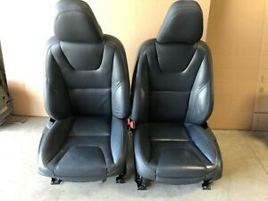 2013 Volvo S60 Front Leather Bucket Seats