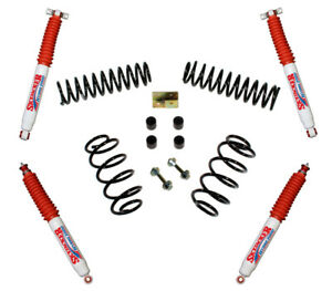 Skyjacker Suspension Lift Kit W Shock For 1997 2006 Jeep Wrangler tj Skytj3