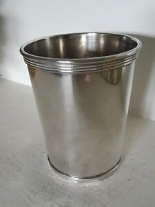 Vintage Alvin S 251 Sterling Silver Mint Julep Cup No Mono 119 8g