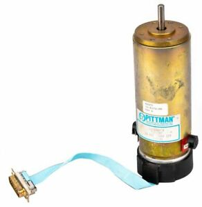 Pittman 14206b970 24vdc 1000cpr Mini Dc Servo Gear Motor Assembly