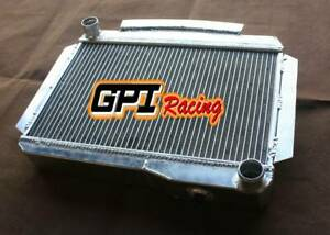 Gpi 56mm For Mg Mga 1600 Twin Cam Mt 1958 1960 1959 Aluminum Radiator