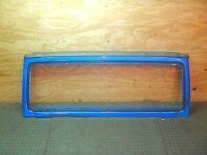 Jeep Wrangler Tj 97 02 Windshield Frame Oem Blue Free Shipping