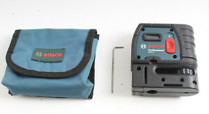 Bosch Glp5 Multidirection Laser Level With Case