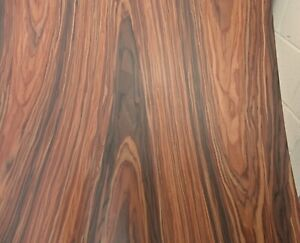 Rosewood Wood Veneer Composite 24 X 24 Raw No Backing 1 42 Thickness 2305