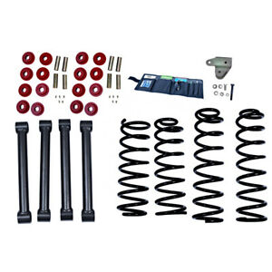 Rugged Ridge 18401 75 3 inch Lift Kit Without Shocks 93 98 Jeep Grand Cherokee