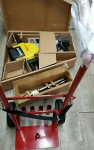 Bosch Bh2760vc 120 volt 1 1 8 inch Brute Breaker Hammer Kit W Cart And Chisel