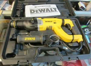 Dewalt Sds Rotary Hammer Drill D25263 3 Mode Corded New In Open Box