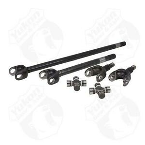 4340 Chrome moly Replacement Axle Kit For 77 91 Gm Dana 60 Front 35 Spline