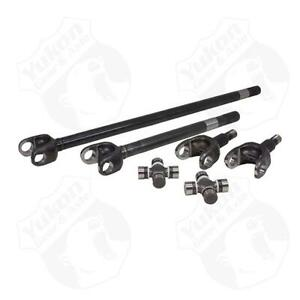 4340 Chrome moly Replacement Axle Kit For 77 91 Gm Dana 60 Front 30 Spline
