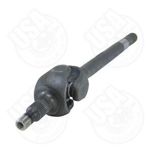 Intermediate Axle Assembly For 94 00 Dodge Dana 44 Disconnect Front