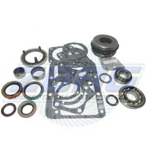 Np435 Transmission Bearing Seal Kit With Synchro Rings Usa Standard Gear