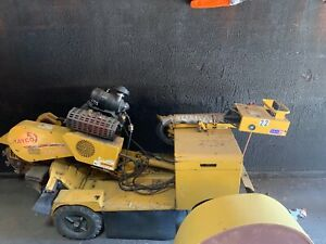 Stump Grinder | Rockland County Business Equipment and