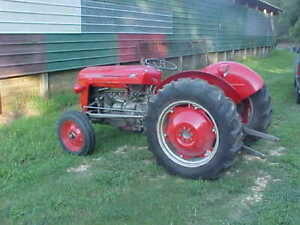 1961 Massey Ferguson 35 Special 35 Hp Tractor One Owner