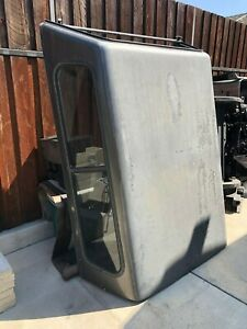 Camper Shell Small Truck Bed Cab Top