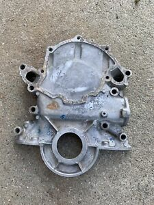 1969 Original Ford Mustang 302 351w Boss 302 Mach 1 Shelby Gt350 Timing Cover