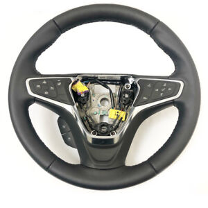 New Gm Oem Steering Wheel 2016 2018 Chevrolet Volt Bolt Ev 84133733 23365559