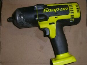 Snap On Ct8850hv 1 2 Cordless Impact Wrench Works Excellent Bare Tool