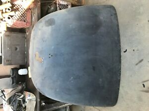 1939 1940 Ford Coupe Decklid Trunk Lid