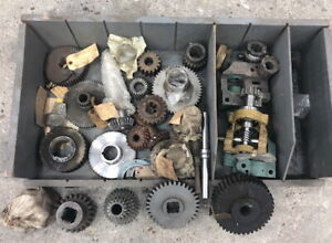 South Bend Lathe Mill Misc Parts