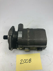 Concentric 4417 1300488 2 Stage 22 Gpm Log Splitter Hydraulic Pump Free Shipping
